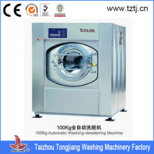 100kg Front Loaded Fully Automatic Industrial Washing Machine (XTQ series) pictures & photos