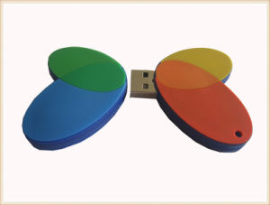 Wholesale Customized 2D&3D PVC USB Flash Pen Drive for Promotional Gifts pictures & photos