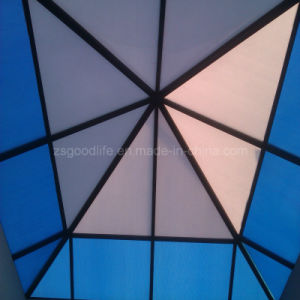 Roof Sheets Price Per Sheet/ Plastic Sheet/Multi-Wall Polycarbonate Sheet pictures & photos