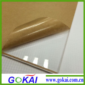 Fast Deliver Cast Acrylic Sheet Protective Coating pictures & photos