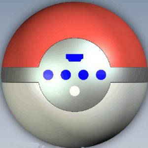 2016 Ept Newest LED Pokemon Go Bluetooth Speaker for Promotional Gifts pictures & photos