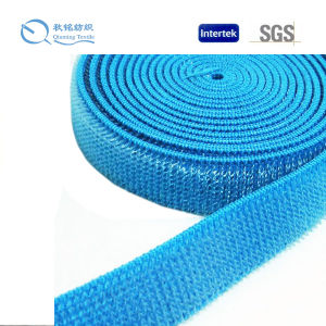 Colorful 100% Nylon Polyester Hooks and Loops 1′′ Wide pictures & photos