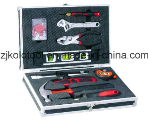 75 PCS High Quality Maintenance Toolkit in Aluminium Box pictures & photos
