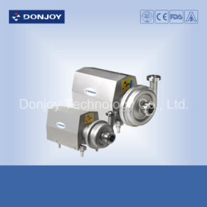 Sanitary Open Impeller Centrifugal Pump for Milk pictures & photos