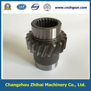 Involute Spline Gear for Gearbox pictures & photos