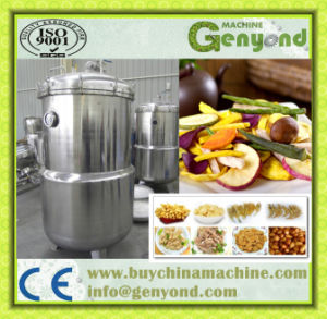 Vegetable and Fruit Chips Frying Machine pictures & photos
