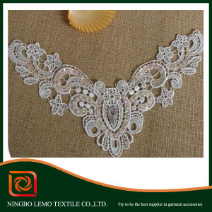 Lace Collar, Embroidery Collar Lace, Embroidery Whole Lace pictures & photos