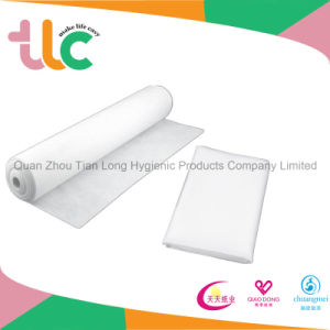 Disposable Coated Medical Pads Raw Material Intergrated Non-Woven pictures & photos