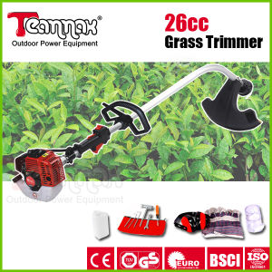 25.4cc Gasoline Brush Cutter with Bent Shaft pictures & photos