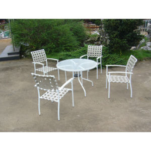 Modern Leisure Lounge Outdoor Rattan Patio Furniture (FS-2055+FS-2056+FS-2057) pictures & photos
