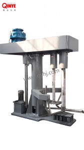 Double Shafts High Speed Disperser pictures & photos
