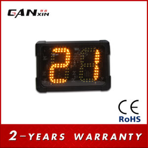 [Ganxin]5inch 2digital LED Count up Timer Digital Countdown Interval Timer pictures & photos