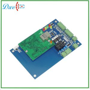 Wiegand TCP/IP One Door Two Way RFID Access Control Board for Door Access Control Security System pictures & photos