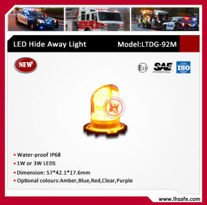 LED Warning Hideaway Light (LTDG92M) pictures & photos