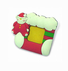 OEM Design Nice Christmas Photo Frame pictures & photos