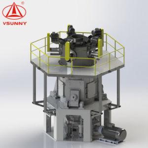 Vslm Ultrafine Vertical Grinding Machine