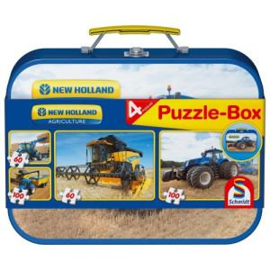 Hotsale Paper Cartoon Jigsaw Puzzle in Suitcase pictures & photos