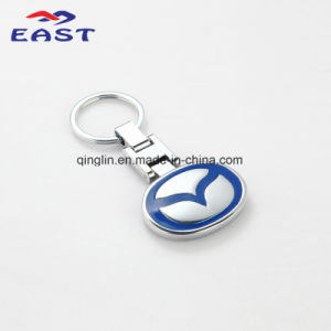High Quality Round Shape Volkswagen Car Logo Keychain pictures & photos
