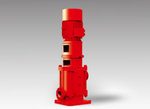Vertical Multistage Centrifugal Pump Hydraulic Pump pictures & photos