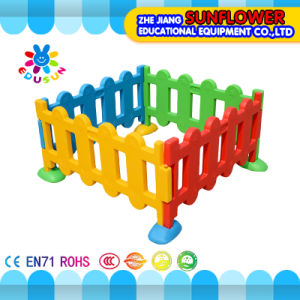 Garden Fun Play Plastic Fence Children Toys Kindergarten Plastic Ball Pool (XYH-0171)