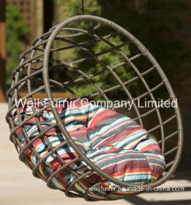 Cheap Garden Furniture / Rattan Hanging Chair / Outdoor Swing pictures & photos