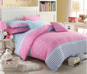 Sweet and Fresh Style Pure Cotton Printing Bedding Sets pictures & photos