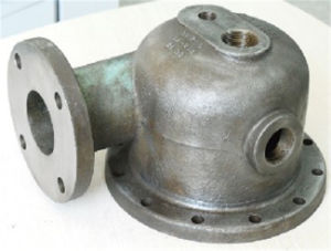 OEM Customized Cast Iron Pump Parts pictures & photos
