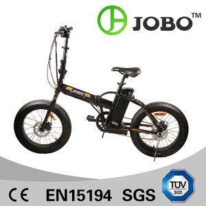 Electric Snow Bicycle Pocket Moped 500W Bike (JB-TDN00Z) pictures & photos