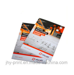 China Professional Full Color Catalogue Printing Service (jhy-410) pictures & photos