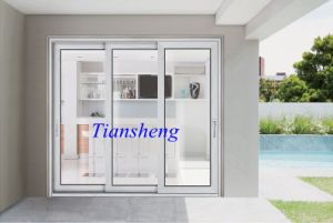 Cheap Interior Aluminum Sliding Door pictures & photos