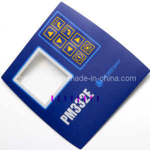 Hot Flat Type Membrane Switch Keypad pictures & photos
