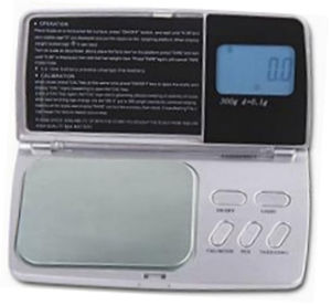 High Precision 0.01g Electronic Pocket Scale pictures & photos