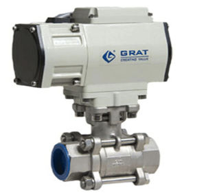 Miniature Electric Ball Valve pictures & photos