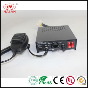 Ambulance Light and Siren for Police Car Electronice Siren Open Street Fire Engine Siren 100W, 150W, 200W Use The Police Car to Open up The Road pictures & photos