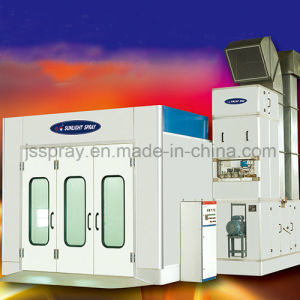 Spl-C Series Automatic Spray Painting and Baking Cabin