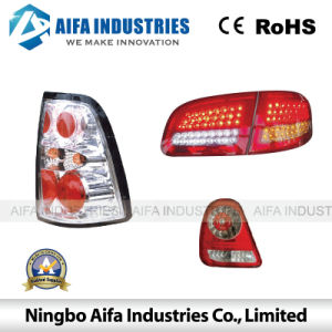 Customized Injection Molding for Auto Lamp/Tail Lamp