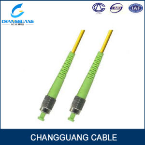 2 Core Single Mode Fiber Optical Patch Cord