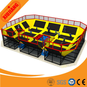 Trampoline Park Hot Trampoline Park Indoor Trampoline Park pictures & photos