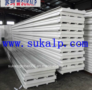 EPS Steel Sandwich Panels pictures & photos