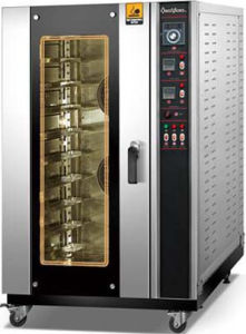 Sale! ! ! ! Electric Hot Air Convection Oven with Steam System High Quality with Competitive Price (QH-10D)