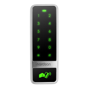 New Elegant Design Metal Shell Acrylic Touch Keypad Access Control pictures & photos