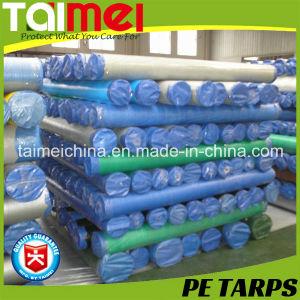 100% Virgin HDPE Woven Fabric PE Tarpaulin / PE Sheet Roll pictures & photos