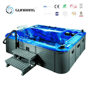Hot Sale Jacuzzi Fashionable Indoor Outdoor SPA Hot Tub In Ground