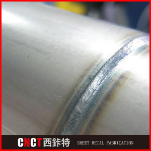 Customized Stainless Steel Welding Fabrication with Brush or Mirror Finish pictures & photos