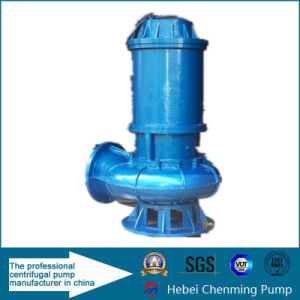 High Pressure Electric Mobile Sewage Water Submersible Pump pictures & photos