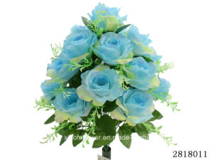 Artificial/Plastic/Silk Flower Rose Bush (2818011) pictures & photos
