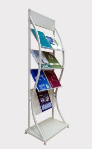 High Quality Metal Newspaper/Magazine Rack; The Newspaper Stand (LFDS0001) pictures & photos