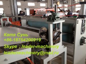 PVC Free Foam Sheet/Board Extrusion Line, Sheets Line pictures & photos