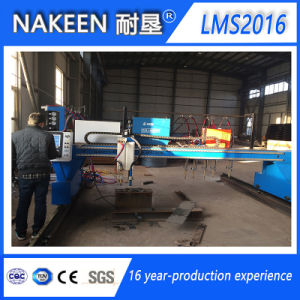 Gantry CNC Plasma Flame Cutting Machine for Metal Plate pictures & photos