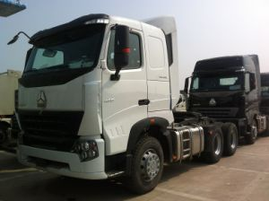 HOWO 6X4 A7 Tractor Truck pictures & photos